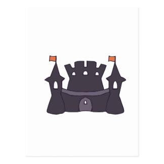 Castle Postcard