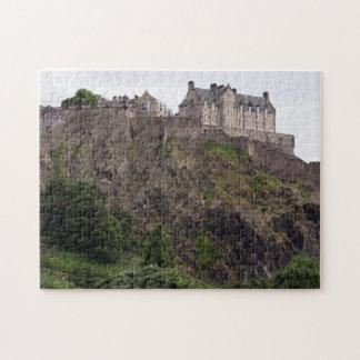 Castle Rock de Edimburgo Rompecabezas Con Fotos