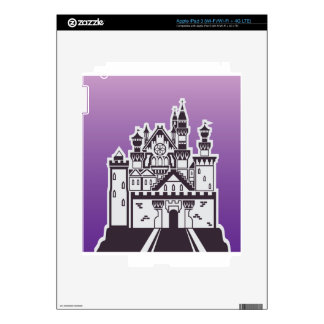Castle Rock Decal For iPad 3