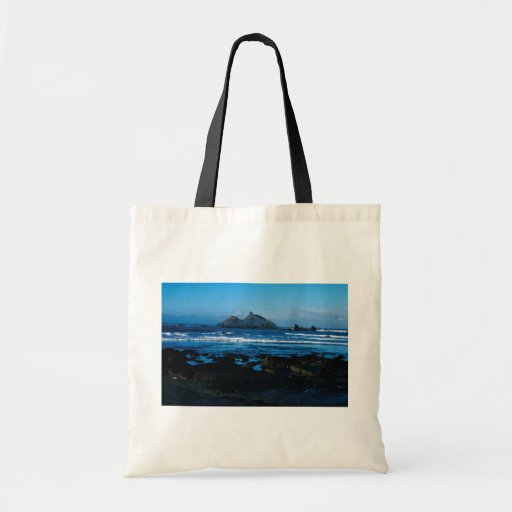 Castle Rock in California Budget Tote Bag