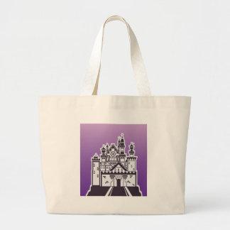 Castle Rock Large Tote Bag