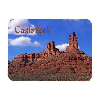Castle Rock, Utah Imán De Vinilo
