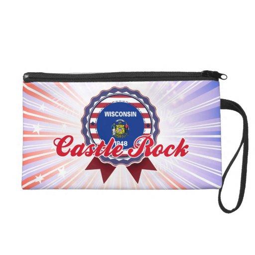 Castle Rock, WI Wristlet Clutch