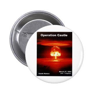 Castle_Romeo Pin