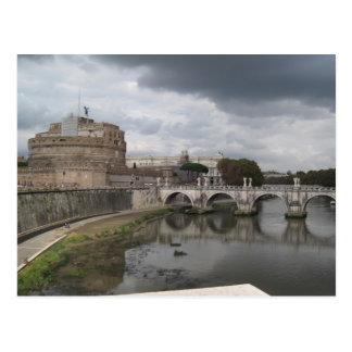 Castle Sant' Angelo Postcard