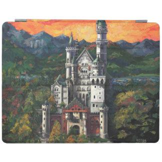 Castle Schloss Neuschwanstein iPad Cover