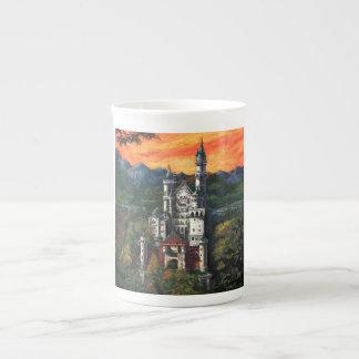 Castle Schloss Neuschwanstein Tea Cup