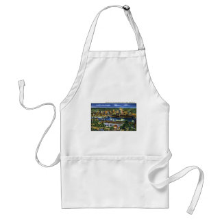 Castle Shannon Incline, Pittsburg, PA Adult Apron