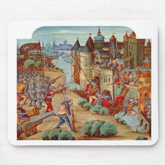 Castle Siege Mouse Pad