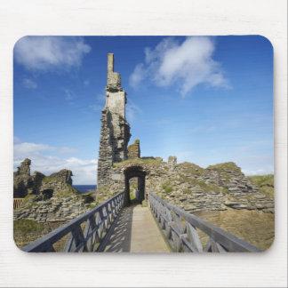 Castle Sinclair Girnigoe, Wick, Caithness, 2 Mouse Pad
