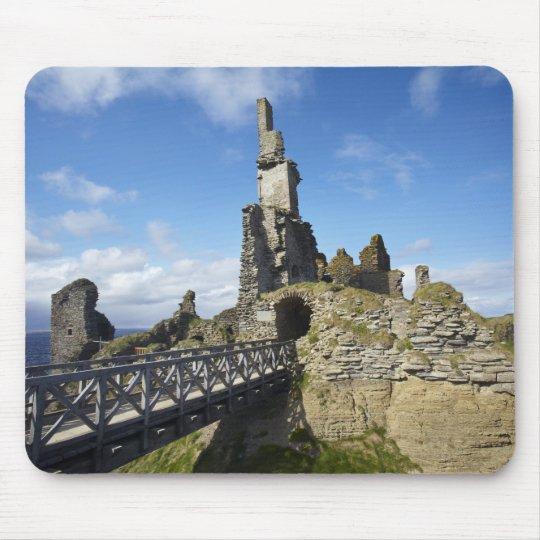 Castle Sinclair Girnigoe, Wick, Caithness, Mouse Pad