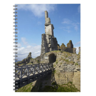 Castle Sinclair Girnigoe Wick Caithness Note Books