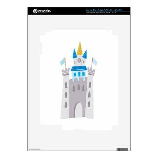 Castle Skin For iPad 3
