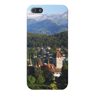 Castle Spiez lake of Thun iPhone SE/5/5s Cover
