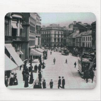Castle Square, Belfast, c.1902 Mouse Pads