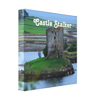 Castle Stalker Canvas Print