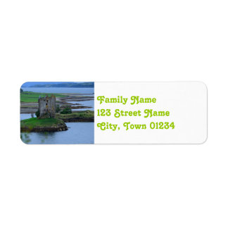 Castle Stalker Custom Return Address Labels