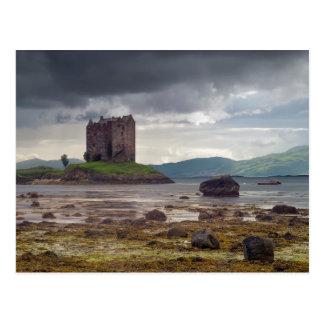 Castle Stalker Postcard
