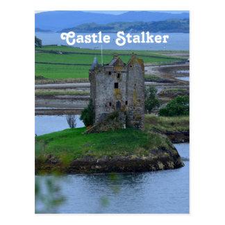 Castle Stalker Postcards