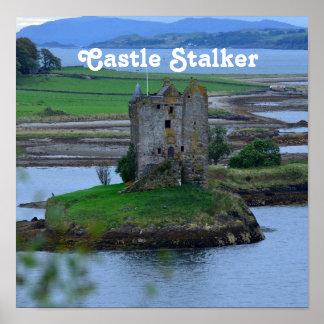 Castle Stalker Print