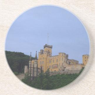 Castle Stolzenfels Beverage Coasters