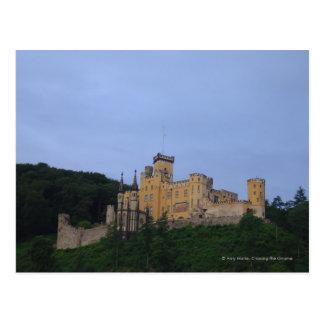 Castle Stolzenfels Postcard