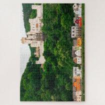 Castle Stolzenfels Weltkulturebe. Jigsaw Puzzle