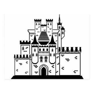 Castle stone postcard