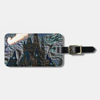 castle tag for luggage
