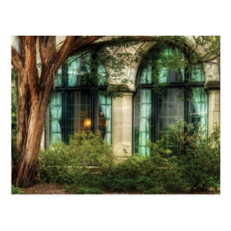 Castle - The Castle Windows Postcard