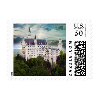 Castle Theme Stamp