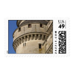 Castle Tower Detail Postage