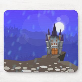 Castle Transylvania Mouse Pad