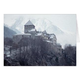 Castle Vaduz Liechtenstein Card