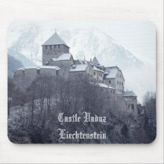 Castle Vaduz Liechtenstein Mousemat