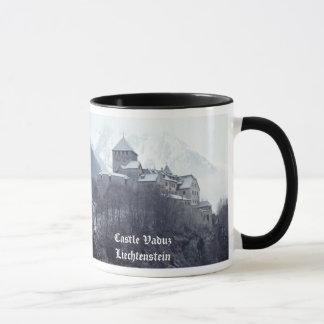 Castle Vaduz Liechtenstein Mug