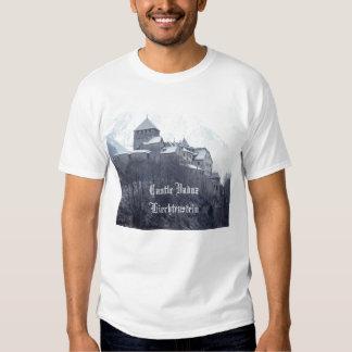 Castle Vaduz Liechtenstein Tshirt