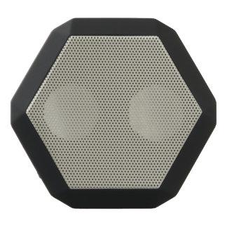 Castle Wall Grey in a French Chateau Wedding Black Bluetooth Speaker