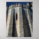 Castle walls poster
