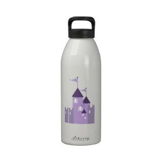 Castle Reusable Water Bottle