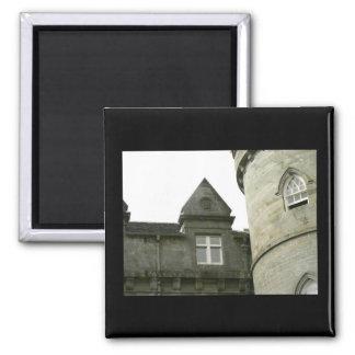 Castle Windows Magnet