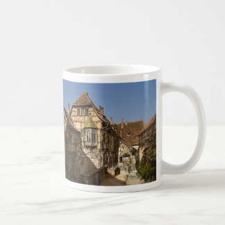 Castle yard, Wartburg, Thuringia, Germany Coffee Mug