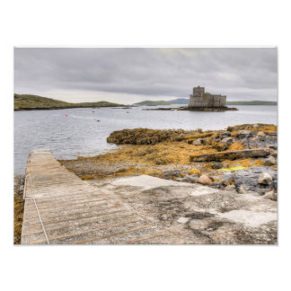 Castlebay, Barra Photo Print