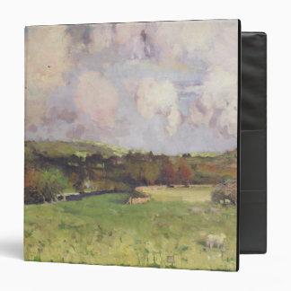 Castlefern, c.1890-95 (oil on canvas) binder