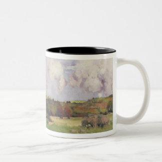 Castlefern, c.1890-95 (oil on canvas) coffee mug