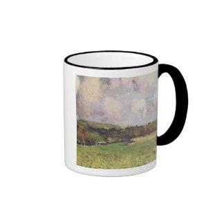 Castlefern, c.1890-95 (oil on canvas) mugs