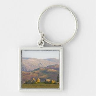 Castlerigg Stone Circle, Lake District, Cumbria, 2 Keychain