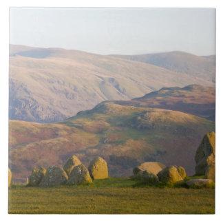 Castlerigg Stone Circle, Lake District, Cumbria, 2 Tile