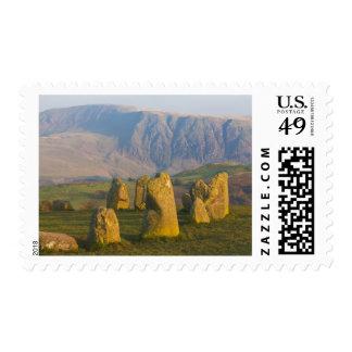 Castlerigg Stone Circle, Lake District, Cumbria, Postage