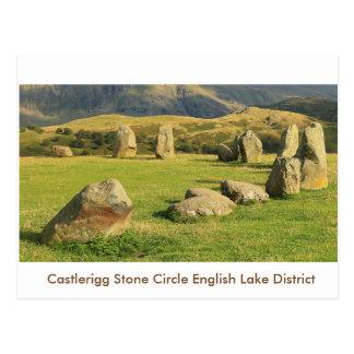 Castlerigg Stone Circle Post Cards